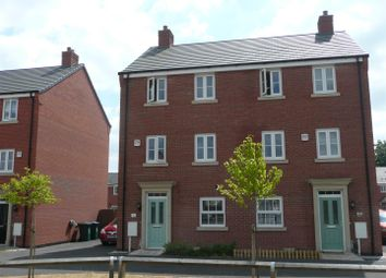 Thumbnail 4 bed semi-detached house for sale in Lancaster Gardens, Coventry