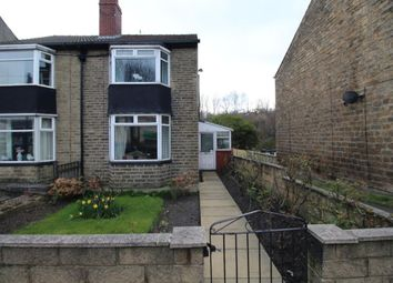 Thumbnail 2 bedroom semi-detached house for sale in Leeds Road, Bradley, Huddersfield