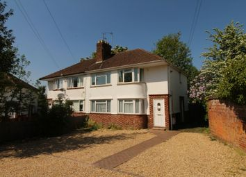 Thumbnail 2 bed maisonette to rent in Windermere Road, Reading