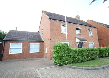 Thumbnail 4 bedroom detached house for sale in Tunny End, Bletchley