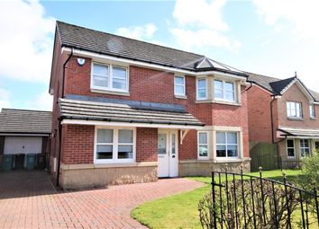 4 bed detached house for sale in Sandpiper Crescent, Carnbroe, Coatbridge ML5