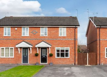 3 bed semi-detached house for sale in Marshall Grove, Mossley, Congleton CW12