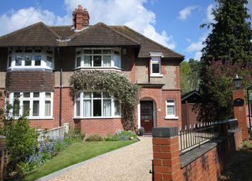 Thumbnail 3 bedroom semi-detached house for sale in Bath Road, Calcot, Reading