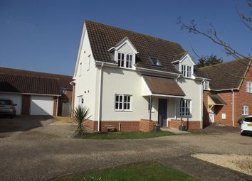 Thumbnail 3 bedroom detached house for sale in Church View, Leiston