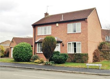 Thumbnail 4 bed detached house to rent in Plantation Way, Wigginton, York