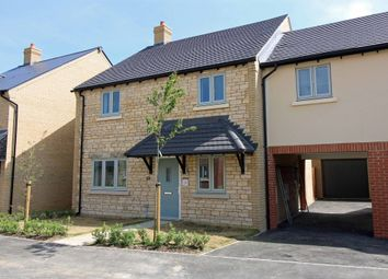 Cote Road, Aston, Bampton OX18. 4 bed link-detached house for sale