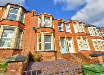 Pinhoe Road, Mount Pleasant, Exeter EX4. 3 bed terraced house for sale