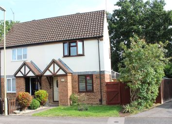 1 bed terraced house for sale in Angora Way, Fleet, Hampshire GU51