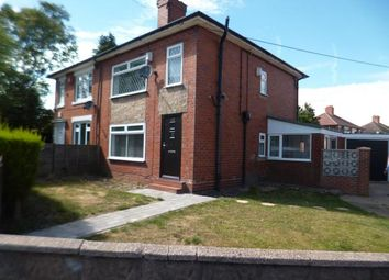 Thumbnail 3 bed semi-detached house to rent in Harrowby Road, Meir, Stoke-On-Trent