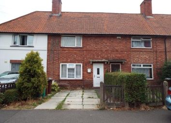 Thumbnail 2 bed terraced house for sale in Audley Drive, Lenton Abbey, Nottingham