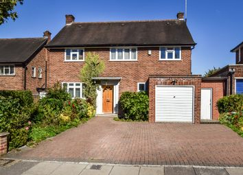 Thumbnail 6 bed detached house for sale in The Ridings, London