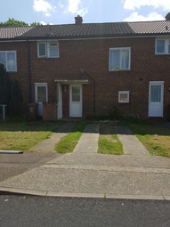 Thumbnail 2 bed terraced house for sale in Denton Road, Stevenage