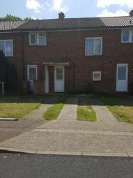 Thumbnail 2 bedroom terraced house for sale in Denton Road, Stevenage