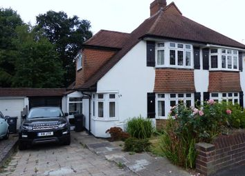 Thumbnail 3 bed semi-detached house to rent in Hartland Way, Croydon