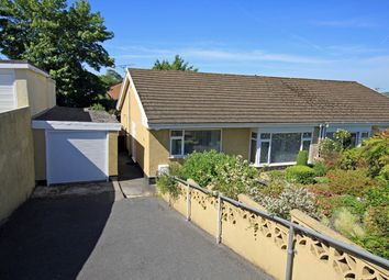 Thumbnail 2 bed semi-detached bungalow for sale in Penymorfa, Llangunnor, Carmarthen, Carmarthenshire