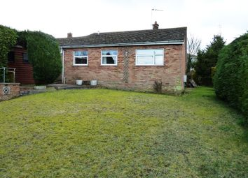 Thumbnail 3 bed detached bungalow for sale in 14 Fairfield Road, Bungay, Suffolk