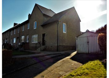 Thumbnail 4 bed terraced house for sale in Burns Road, Lanark