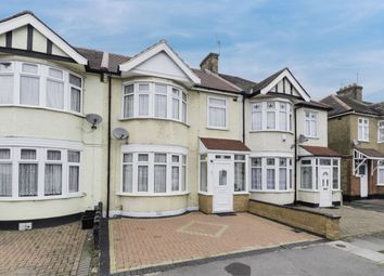 Thumbnail 3 bed terraced house for sale in Kent View Gardens, Seven Kings, Ilford