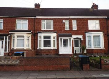 Thumbnail 2 bedroom terraced house for sale in Grangemouth Road, Coventry, West Midlands