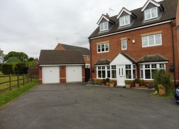 Thumbnail 5 bedroom detached house for sale in Wagstaff Way, Marston Green, Birmingham