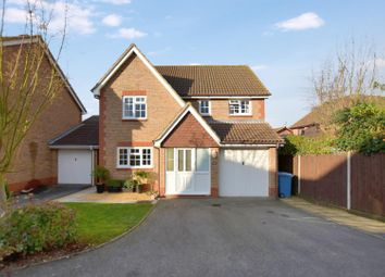 Thumbnail 4 bed detached house for sale in Spire Chase, Sudbury