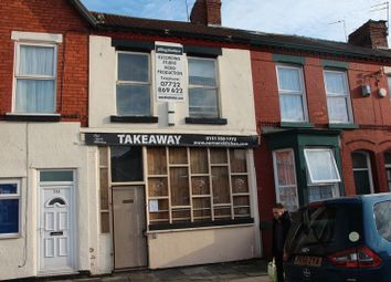 Commercial property for sale in Bagot Street, Wavertree, Liverpool L15