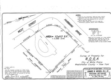 Thumbnail Land for sale in 1 Hubbard Drive White Plains, White Plains, New York, 10605, United States Of America