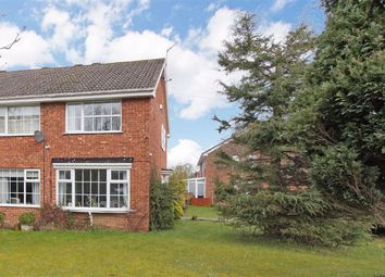 Thumbnail 2 bedroom end terrace house for sale in Millfield Glade, Harrogate, North Yorkshire