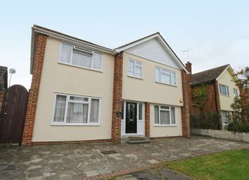 Thumbnail 5 bed detached house for sale in Oak Walk, Hockley