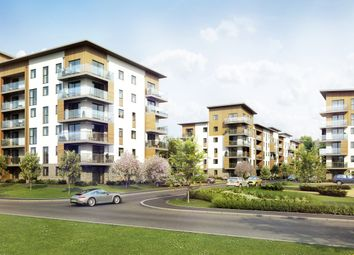Thumbnail 2 bed flat for sale in Staffterton Way, Maidenhead