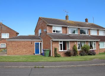 Thumbnail 4 bed semi-detached house for sale in Eastfield Crescent, Yardley Gobion, Towcester