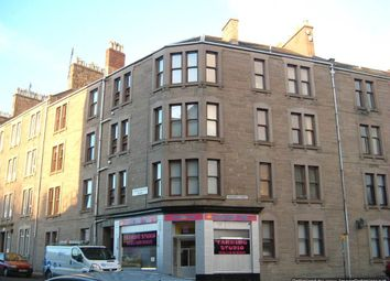 Thumbnail 1 bed flat to rent in Strathmartine Road, Dundee