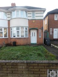 Thumbnail 2 bed semi-detached house to rent in Haycroft Avenue, Saltley, Birmingham