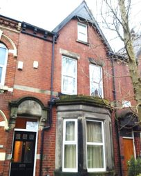 Thumbnail 7 bed property to rent in Regent Park Terrace, Hyde Park, Leeds