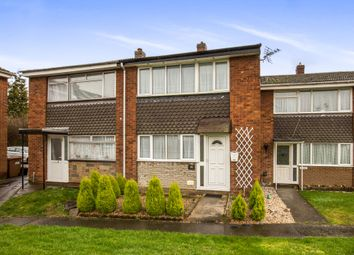 Thumbnail 3 bed terraced house for sale in Oversetts Court, Newhall, Swadlincote