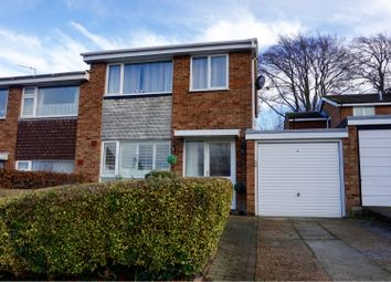 Thumbnail 3 bed semi-detached house for sale in Haydock Road, Royston
