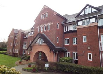 Thumbnail 2 bed flat for sale in Queen Anne Court, Macclesfield Road, Wilmslow, Cheshire