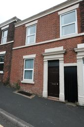 Thumbnail 1 bedroom terraced house to rent in Wellfield Road, Preston