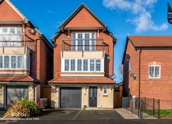 4 bed detached house for sale in Church Road, Pelsall, Walsall WS3