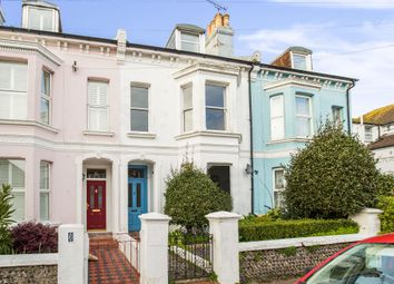 Thumbnail 4 bed town house for sale in Elizabeth Road, Worthing