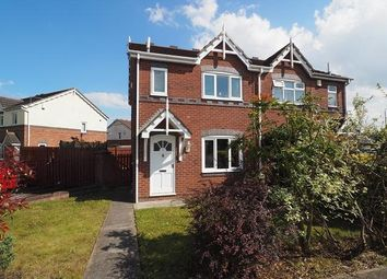 Thumbnail 3 bedroom semi-detached house for sale in Maldon Drive, Victoria Dock, Hull