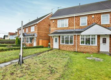 Thumbnail 3 bed terraced house for sale in Church Mews, Nettlesworth, Chester Le Street