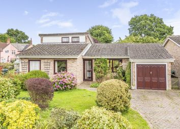 Thumbnail 3 bed detached bungalow for sale in Heath Close, Polstead Heath, Colchester