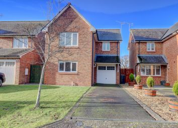 Thumbnail 3 bed detached house for sale in Mcfarlane Avenue, Kingholm Quay, Dumfries
