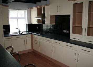 Thumbnail 4 bed link-detached house to rent in Ford Street, Derby