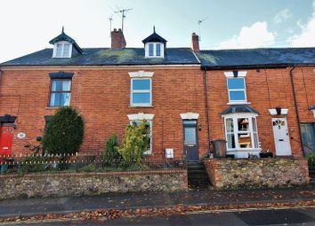 Thumbnail 3 bed terraced house for sale in Combe Street, Chard