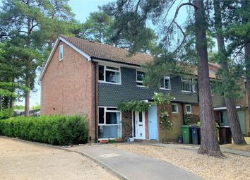 Thumbnail 4 bed detached house for sale in Cheviot Close, Camberley, Surrey