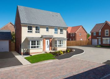 """Thumbnail 4 bed detached house for sale in """"Alnwick"""" at Ripon Road, Kirby Hill, Boroughbridge, York"""