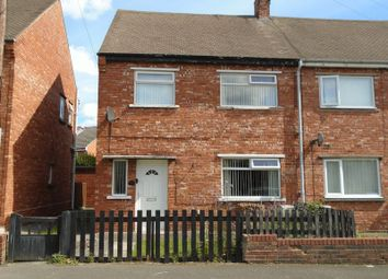 Thumbnail 3 bed semi-detached house for sale in Waverley Drive, Bedlington