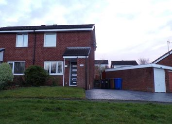 2 bed semi-detached house for sale in Higher Meadow, Leyland, Lancashire PR25
